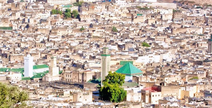 fez city, Morocco