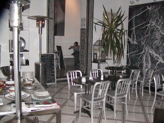 restaurant numero 7 fes medina, fez