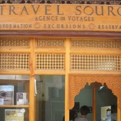 the travel source in fes medina