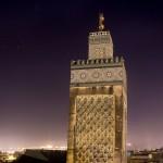 Medersa Bou Inania in fes medina