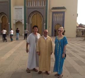 Mohammed Bouftila Tour guide