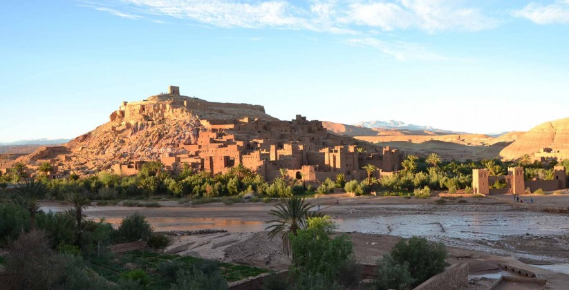 ait ben haddou village ouarzazate