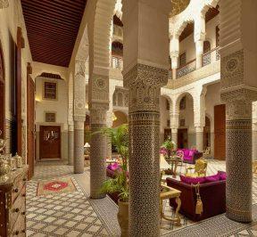 riad Laaroussa Fes Morocco