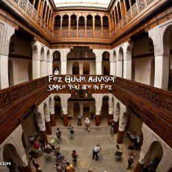Nejjarine Museum of Wooden Arts & Crafts in fez medina
