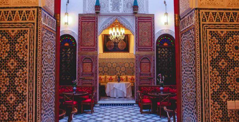 riad mazar fes morocco