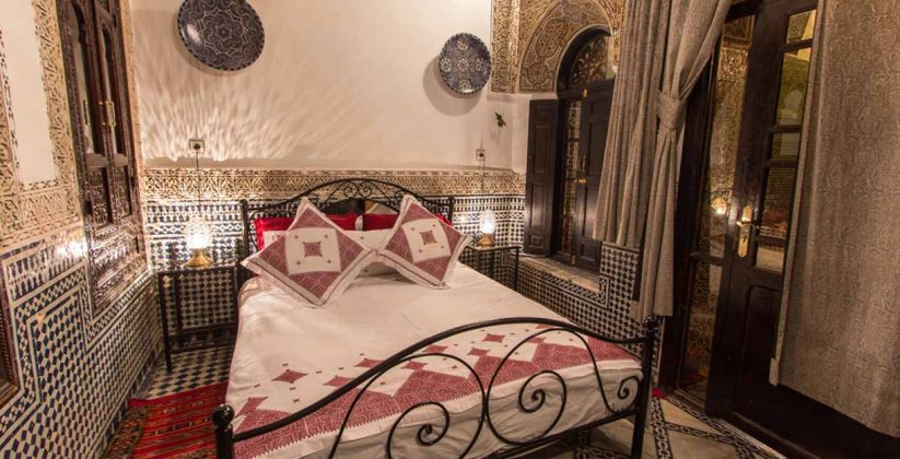 suite at riad hala Fes