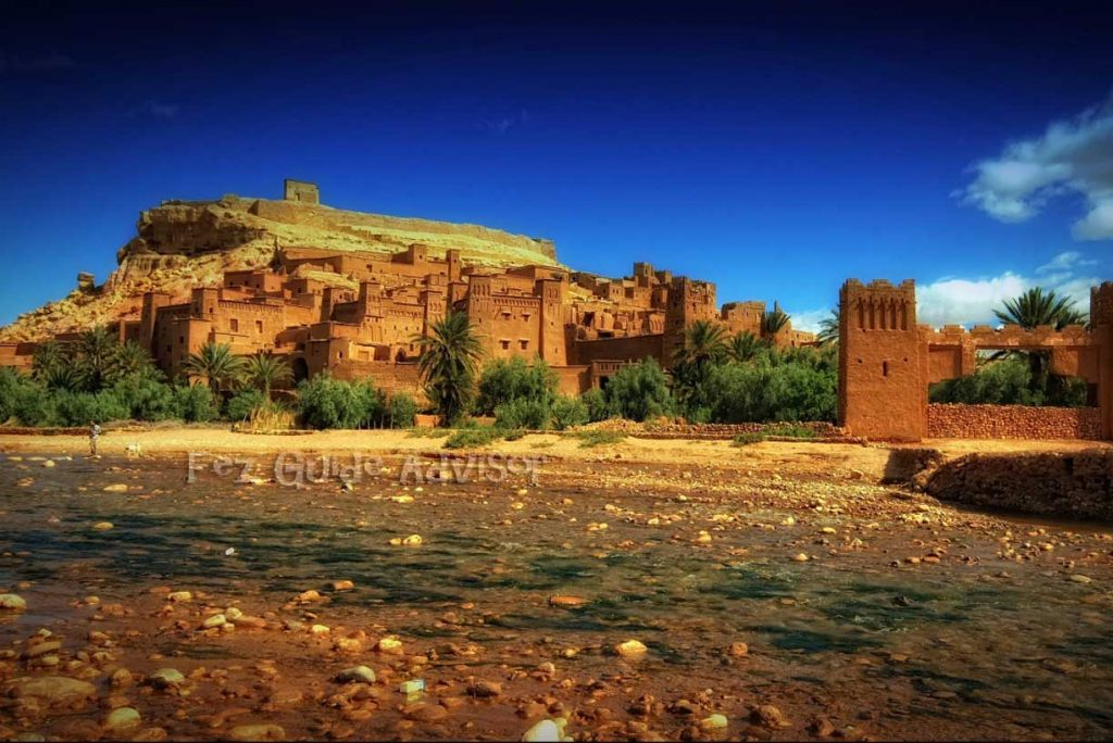 The Ksar of Aït Ben Haddou