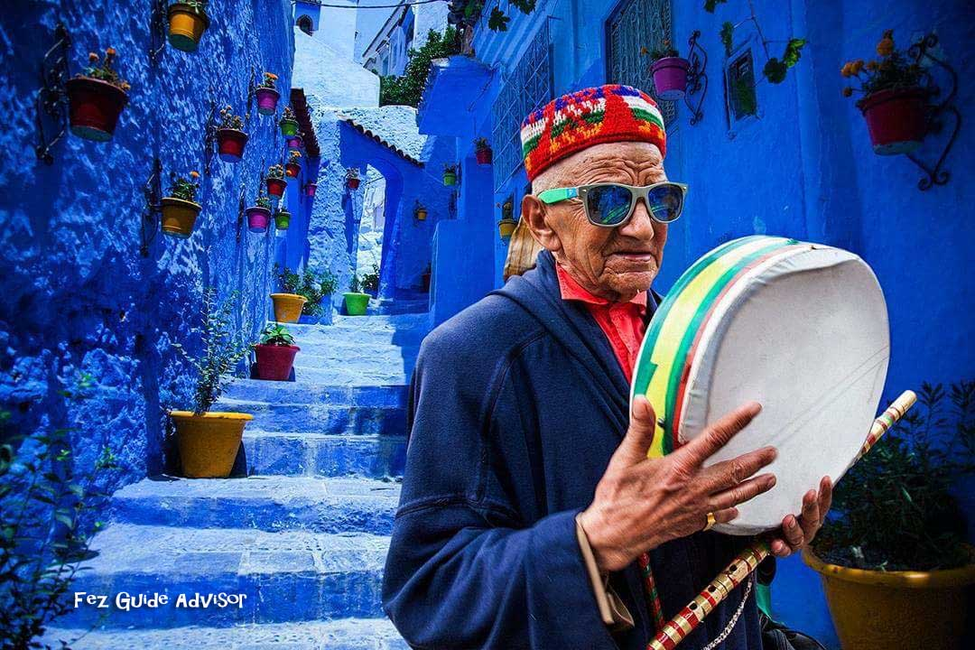 fes to chefchaouen