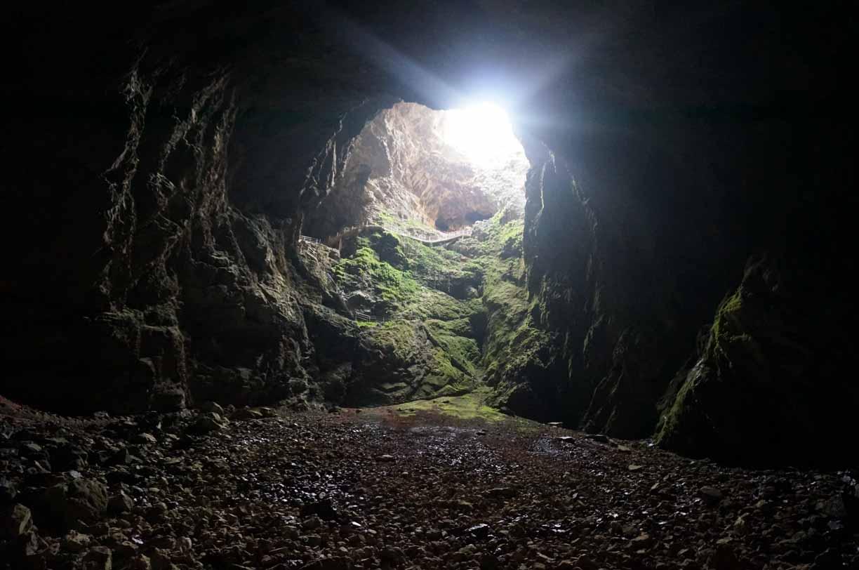 taza, friouato cave
