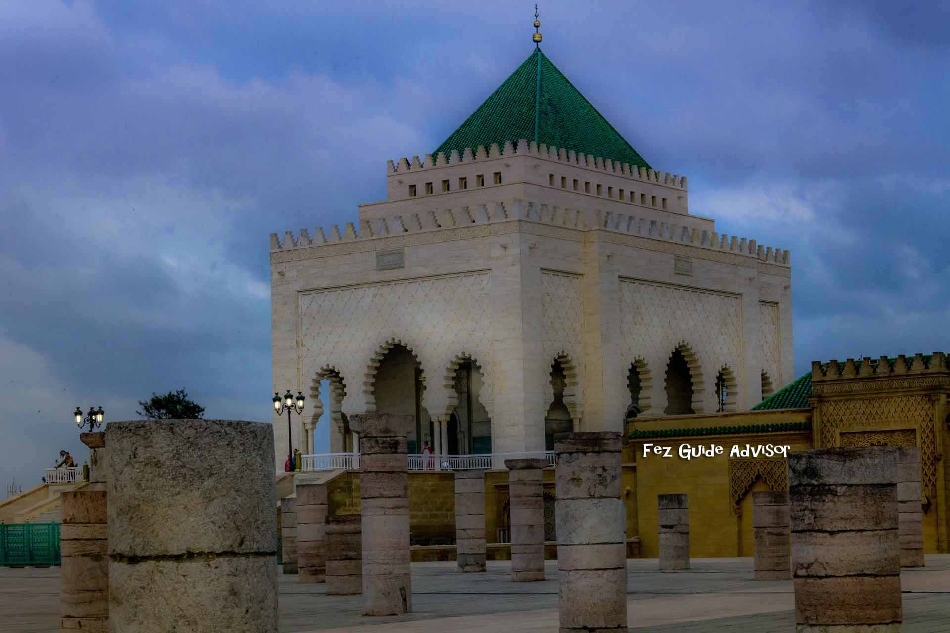the imperial city of rabat