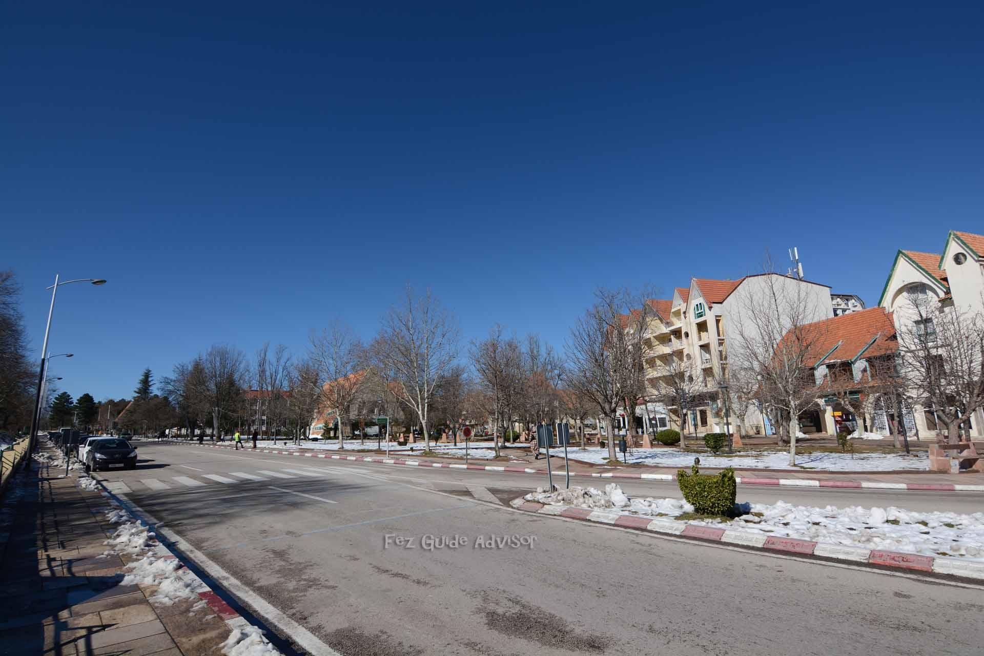 ifrane city