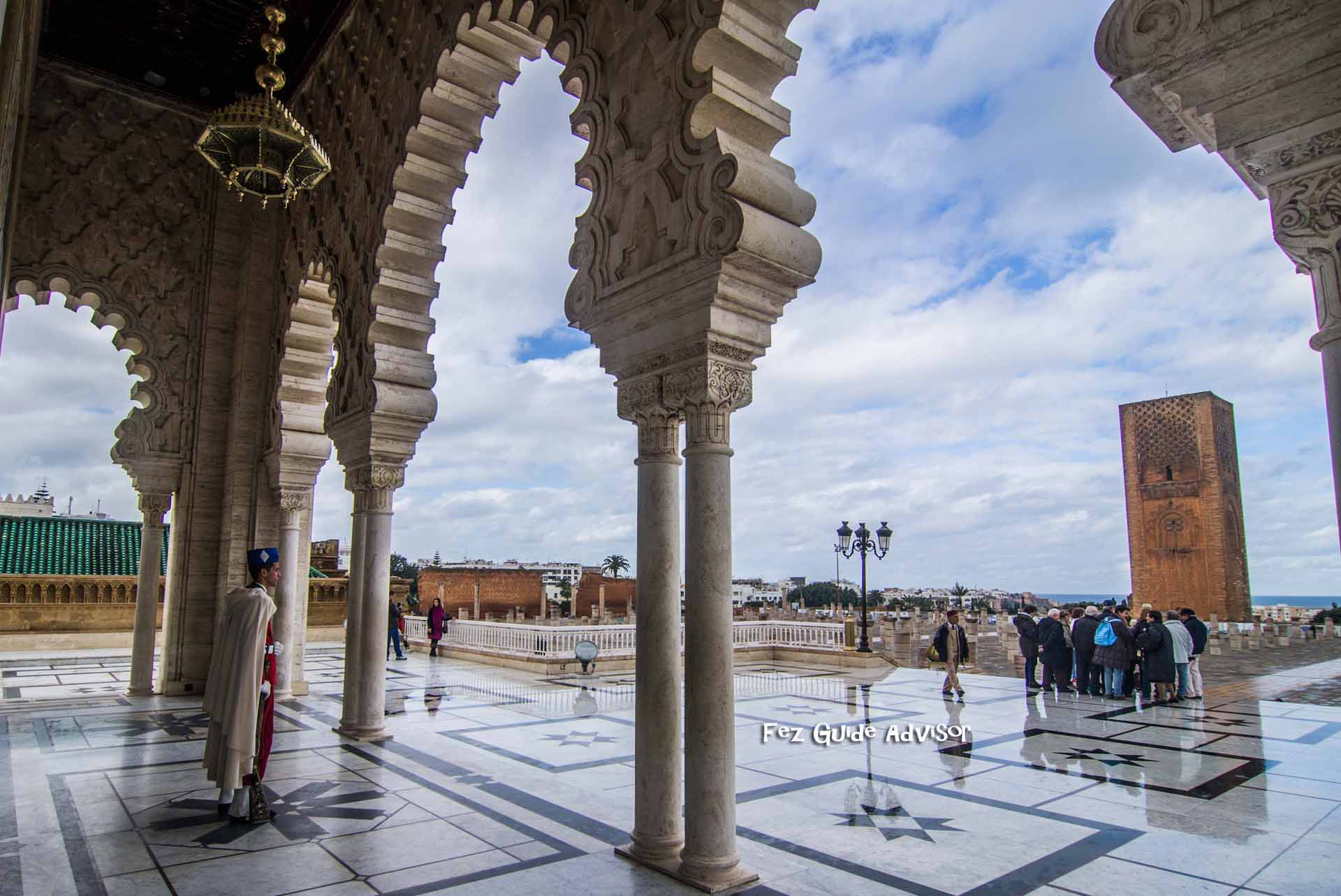 tour to rabat the capital of morocco