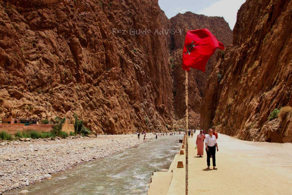 todgha gorges, Morocco