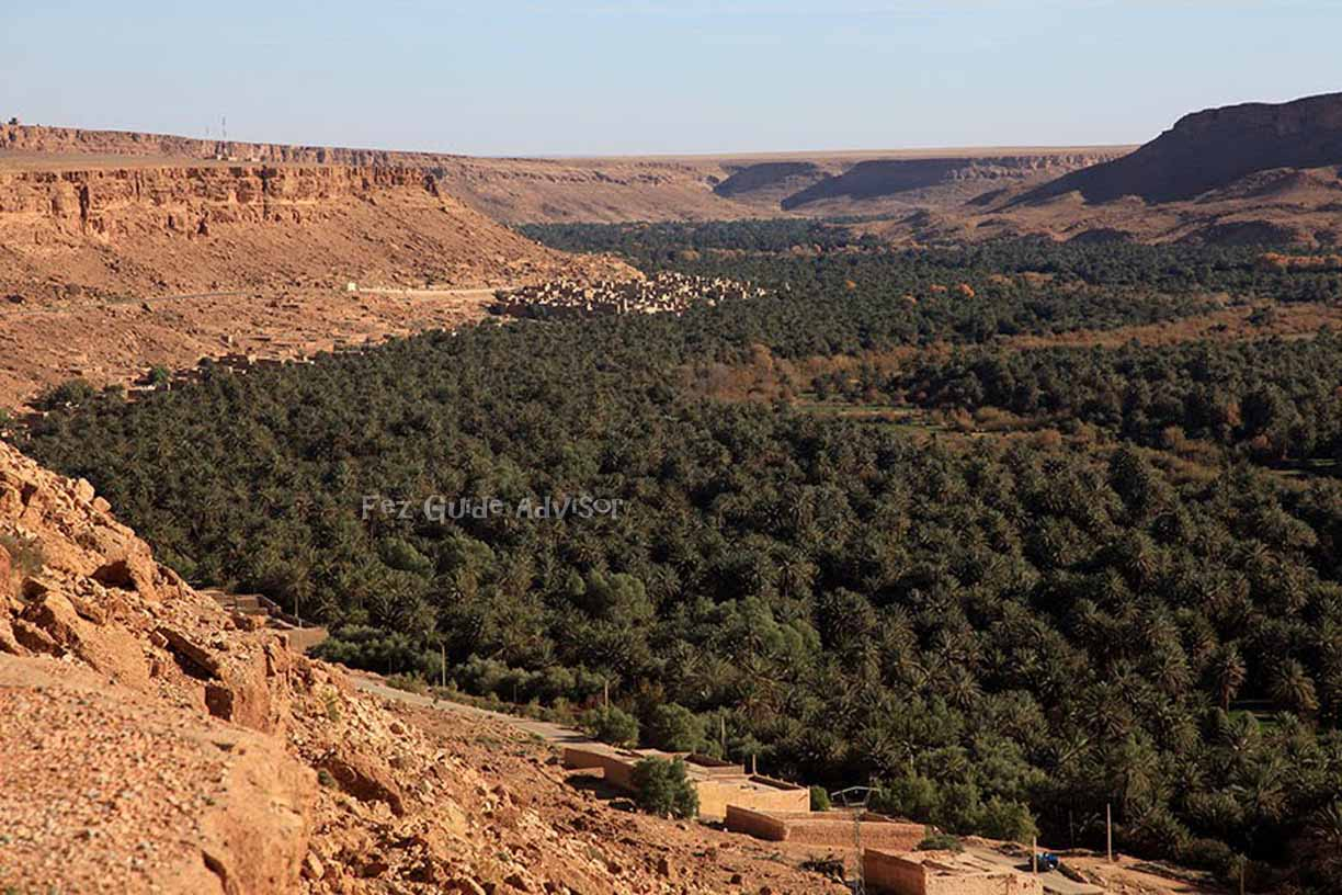ziz valley Morocco