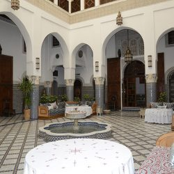 room at riad yakout Fes