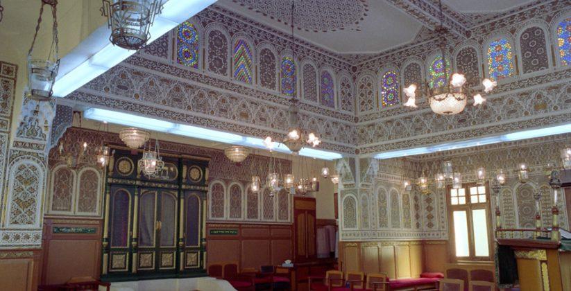 Roben Bensadoun Synagogue