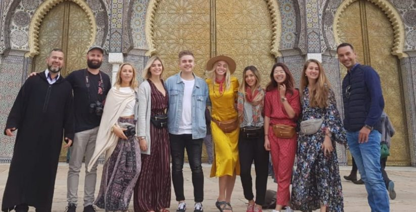 Rostom Badrane, Tour guide in Fez