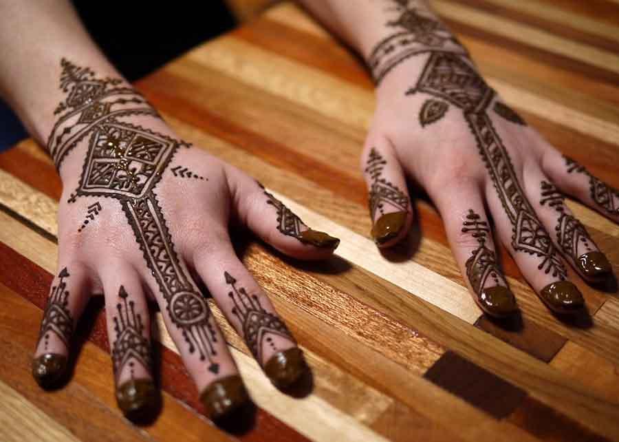 Henna Tattoo service