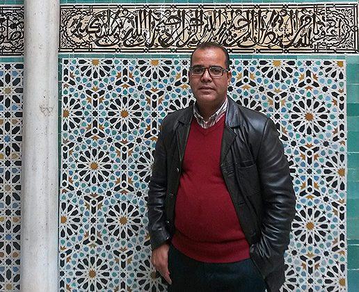 Khlafa EL ASEFAR , tour guide in Fez